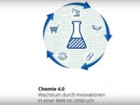 """""""Chemie 4.0 – Wachstum durch Innovation in einer Welt im Umbruch"""""""
