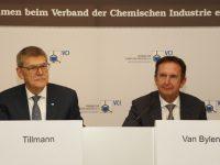 Jahresbilanz der chemisch-pharmazeutischen Industrie