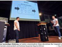 """Junior Science Slam – Die """"Wildcard"""" bleibt im eigenen Haus"""