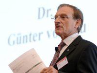 Energie: Interview mit dem Vorsitzenden der Bayerischen Chemieverbände, Dr. Günter von Au