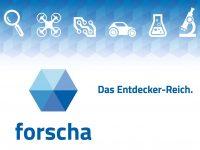 10 Jahre Mitmachmesse FORSCHA – Kommt auf den Stand der Bayerischen Chemieverbände!