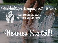 Jetzt teilnehmen! Responsible-Care-Wettbewerb 2020
