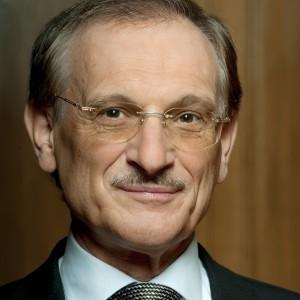 Dr. Günter von Au - Vorsitzender des Vorstands