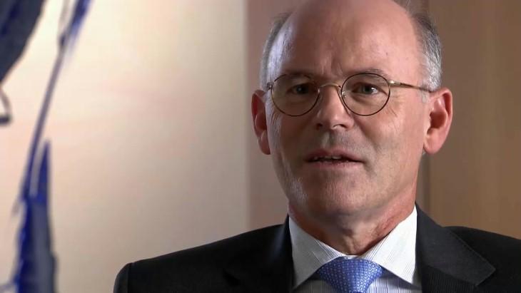 Dr. Rudolf Staudigl - Vorsitzender des Vorstands