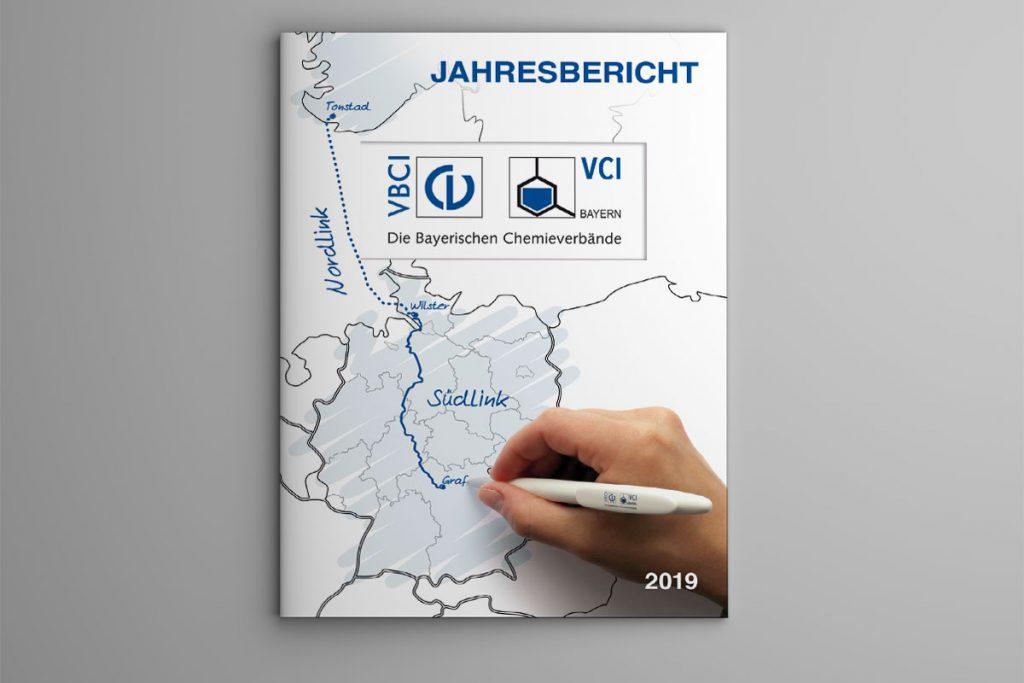 VBCI VCI Bayern Jahresbericht 2019