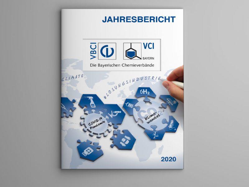 VBCI VCI Bayern Jahresbericht 2020