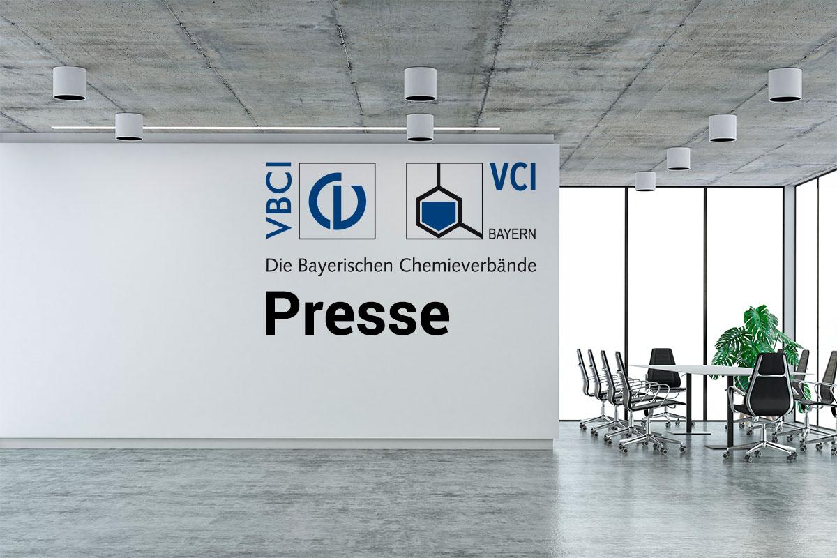 Pressearbeit & Presseabteilung Bayerische Chemieverbände